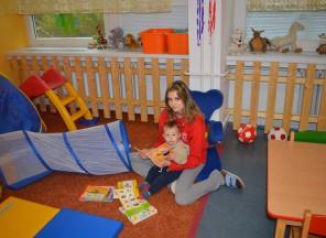 První dny v Miniškolce