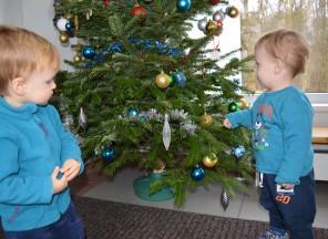 Vánoční atmosféra v Miniškolce